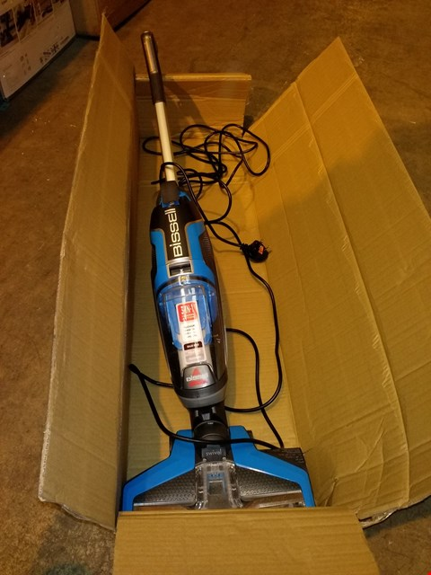 Lot 5553 BISSELL CROSSWAVE MULTI SURFACE CLEANING SYSTEM