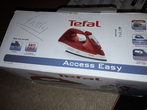 Lot 773 TEFAL ACCESS EASY IRON