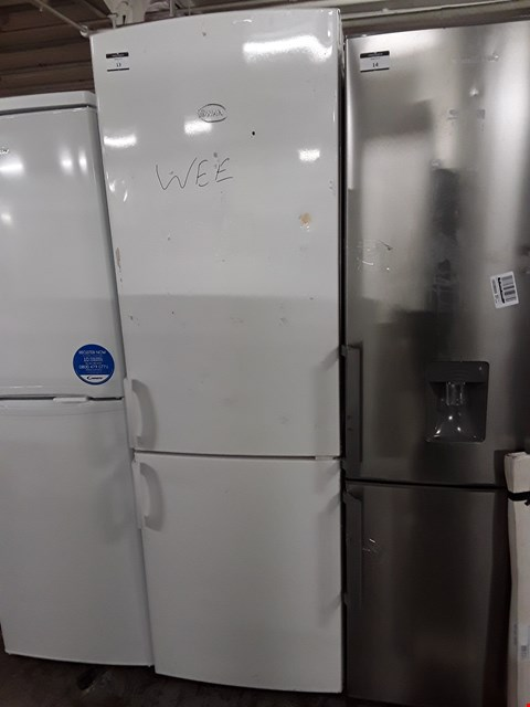 Lot 13 SWAN 70/30 FRIDGE FREEZER IN WHITE