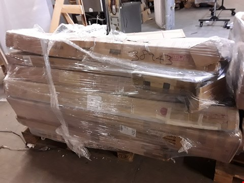 Lot 689 PALLET OF ASSORTED BED PARTS