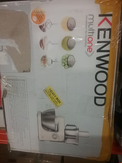 Lot 9530 KENWOOD MULTI ONE 1000W FOOD PROCESSOR