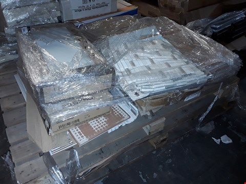 Lot 217 PALLET OF ASSORTED TILES