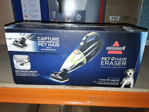 Lot 5227 BISSELL CORDLESS HAND VACUUM