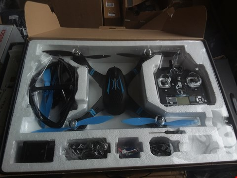 Lot 7106 2 VIPER PRO DRONE WITH HD CAMERA