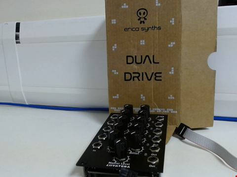 Lot 9533 ERICA SYNTHS DUAL DRIVER