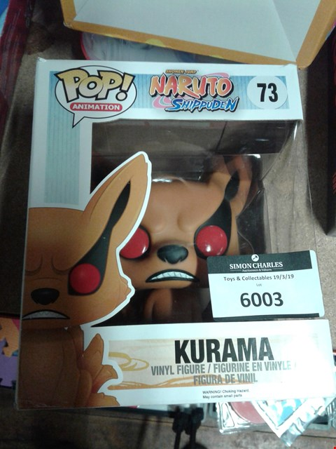 Lot 6003 POP ANIMATION KURAMA