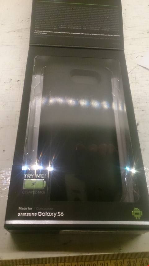 Lot 42 MOPHIE JUICE PACK FOR SAMSUNG GALAXY S6