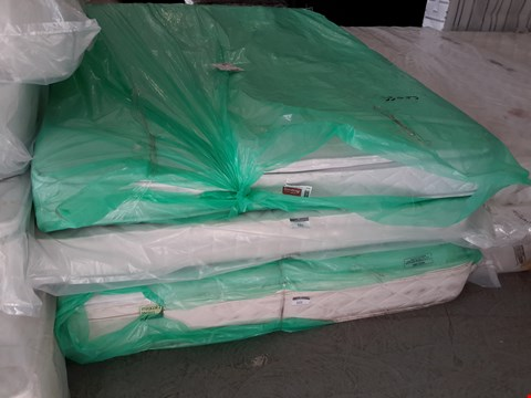 Lot 673 QUALITY BAGGED LUXURY QUILTED 5FT MATTRESS