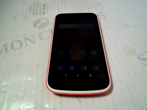 Lot 5266 NOKIA 1 8GB ANDROID SMARTPHONE
