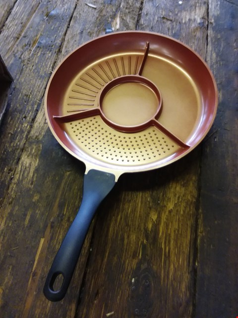 Lot 617 LOT OF 2 ITEMS TO INCLUDE BOX OF 4 COOKSHOP COPPERGLAZE 4 IN 1 PAN, BOX OF 6 TILDA SOFT TOYS