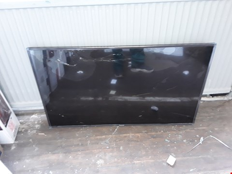 "Lot 1118 PANASONIC ES500 49"" LED TV - DAMAGED"