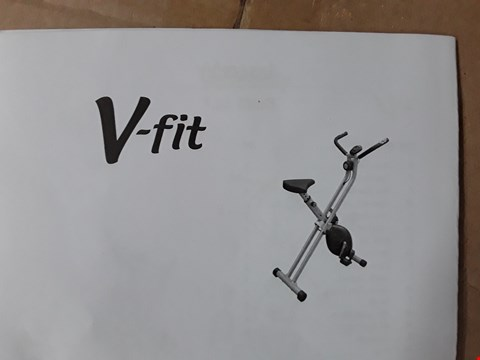 Lot 491  BOXED BRAND NEW  FOLDABLE MAGNETIC X BIKE  RRP £164