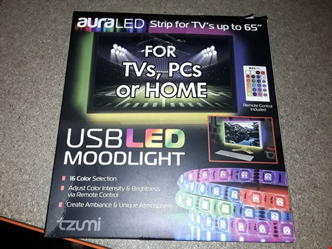 Lot 772 LOT OF 20 AURA LED USB LED MOOD LIGHTAS