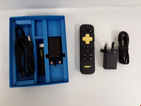 Lot 148 LOT OF 2 ASSORTED NOW TV SMART STICKS
