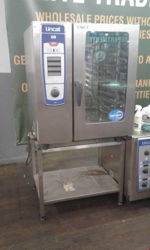 Lot 1 LINCAT OSC101G OPUS SELF COOK CENTRE RRP £13548