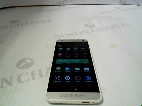 Lot 645 HTC ONE MINI 16GB ANDROID SMARTPHONE