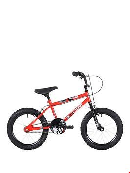Lot 198 NDECENT FLIER BOYS RED BMX BIKE RRP £129.99