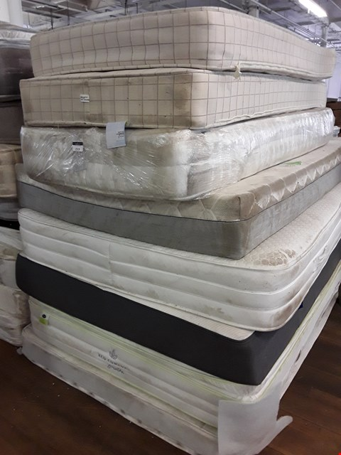 Lot 73 LOT OF APPROXIMATELY 8 ASSORTED MATTRESSES OF VARIOUS SIZES