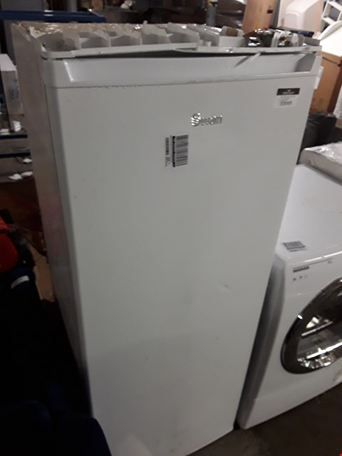 Lot 10049 SR8150W 143CM HIGH, 55CM WIDE TALL FREEZER
