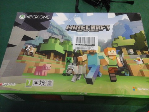 Lot 1099 BOXED XBOX ONE 500GB CONSOLE RRP £379
