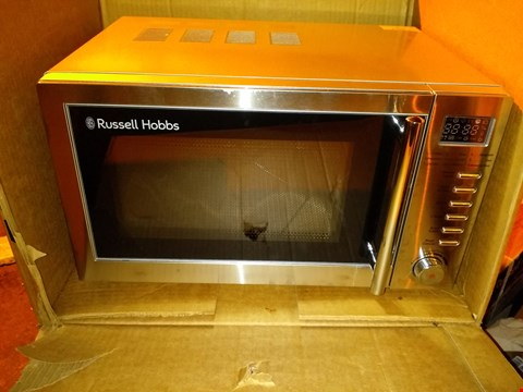 Lot 8112 RUSSELL HOBBS RHM2031 COMPACT MICROWAVE