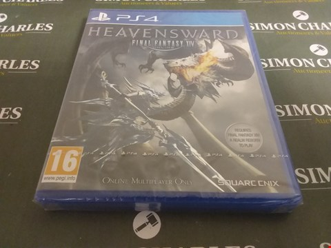 Lot 1051 HEAVENSWARD PLAYSTATION 4 GAME