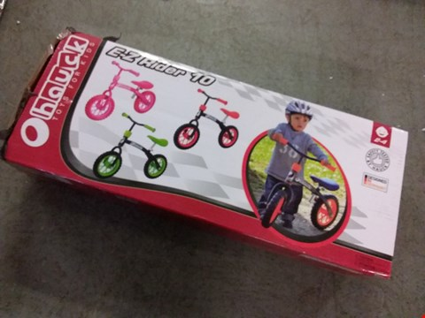 Lot 2097 E-Z RIDER BUBBLE PINK BIKE RRP £49
