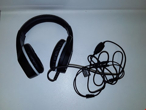 Lot 90 BLACKWEB PC STEREO GAMING HEADSET
