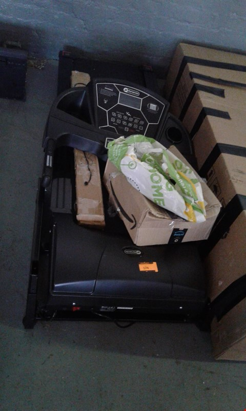 Lot 174 DYNAMIX T3000C MOTORISED TREADMILL WITH AUTO INCLINE  RRP £499.99