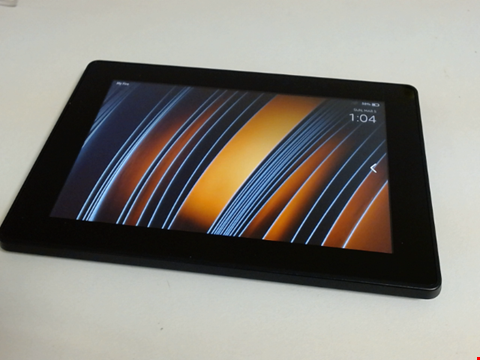 Lot 5191 AMAZON KINDLE FIRE HD 3RD GENERATION TABLET
