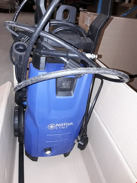 Lot 428 NILFISK COMPACT C 110.7-5 PC X-TRA HIGH PRESSURE WASHER