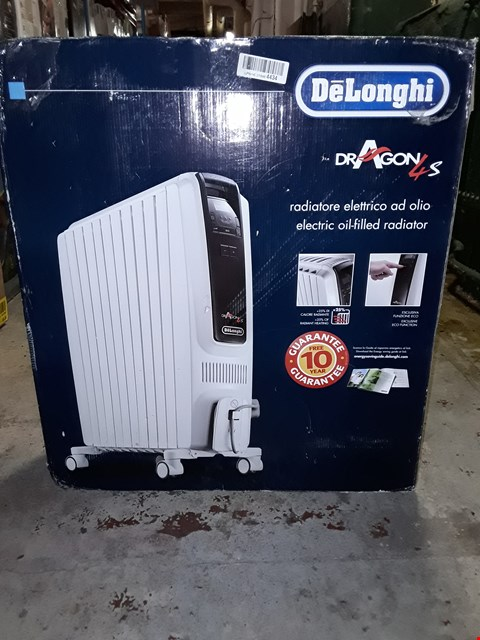 Lot 322 DELONGHI ELECTRIC OIL-FILLED RADIATOR