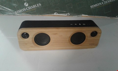 Lot 17065 MARLEY GET TOGETHER MINI PORTABLE BLUETOOTH AUDIO SYSTEM