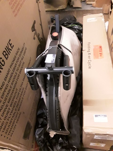 Lot 200 V-FIT MINSTRAL AIR ELLIPTICAL CROSSTRAINER RRP £192