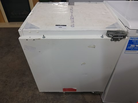 Lot 9091 AEG INTEGRATED U/C FREEZER 820FFFZDOD