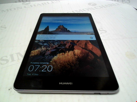Lot 6170 HUAWEI MEDIA PAD T3 16GB ANDROID TABLET