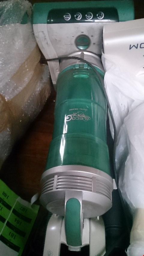 Lot 179 HOOVER ECO G TOTAL REACH VACCUM CLEANER