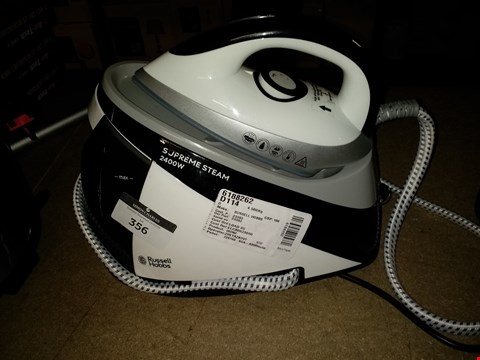Lot 356 RUSSELL HOBBS SUPREME STEAM IRON