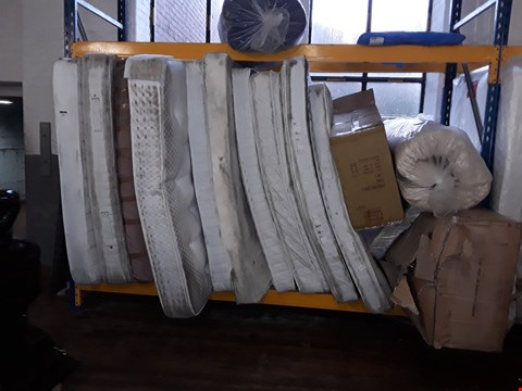Lot 1153 LOT OF APPROXIMATELY 12 ASSORTED MATTRESSES OF  VARIOUS SIZES