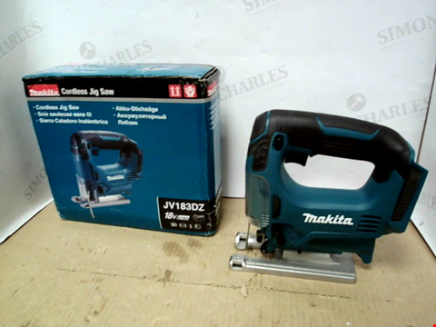 Lot 10257 BOXED MAKITA 18V G SERIES JIGSAW BODY ONLY RRP £84.99