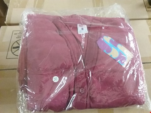 Lot 1362 BOX OF APPROXIMATELY 50 GIRLS CARDIGAN - MAROON, SIZE - 24, 26, 28, 30, 32