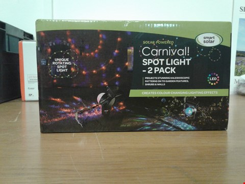Lot 2046 CARNIVAL SPOTLIGHT-2 PACK RRP £50
