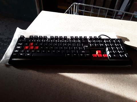 Lot 39 TECKNET GAMING KEYBOARD