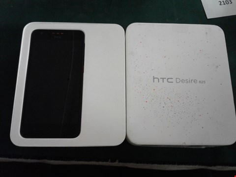 Lot 2101 BOXED HTC 825 GREY  RRP £330