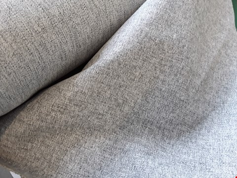 Lot 2044 ROLL OF MACKENZIE 23 GREY RETARDANT MATERIAL APPROXIMATELY 140cm × 21M