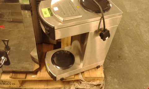 Lot 113 BURCO FILTER COFFEE MACHINE