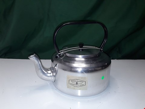 Lot 19 BOONIES OUTDOOR KETTLE