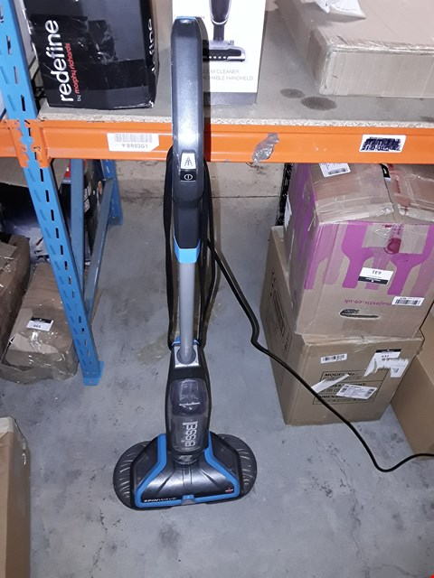 Lot 633 BISSELL SPINWAVE MOP 2052E, TITANIUM/BLUE