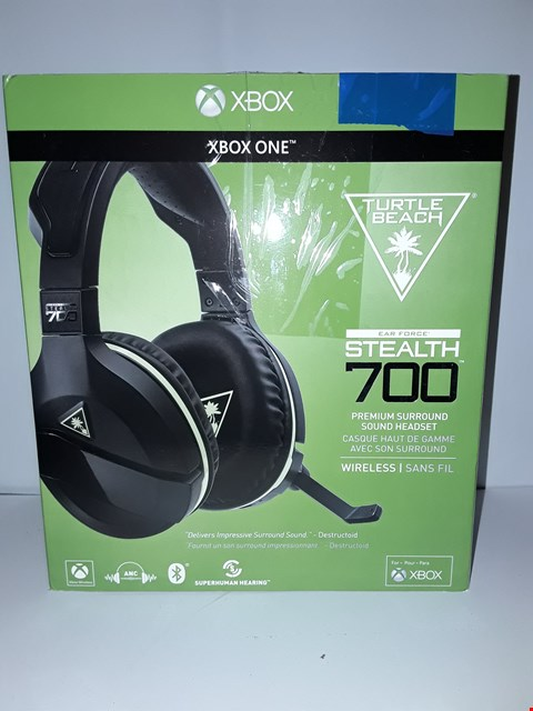 Lot 4056 TURTLE BEACH STEALTH 700X GAMING HEADSET FOR XBOX ONE