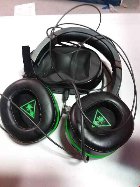 Lot 12218 TURTLE BEACH EARFORCE ELITE 800X HEADSET FOR XBOX ONE